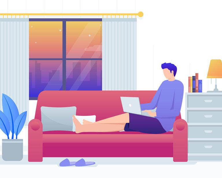 Teletrabalho: Dicas para manter o foco enquanto trabalha de casa