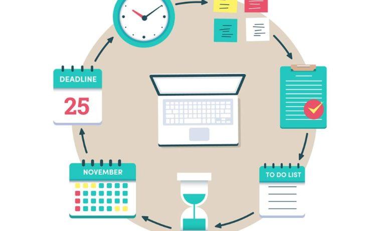 Organizar tarefas quando se trabalha de casa – Freelancer